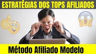 MELHOR FORMA DE TER RESULTADOS RÁPIDOS COMO AFILIADO / Método Afiliado Modelo