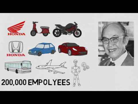 How to stay motivated ? 6 Lessons from Soichiro Honda
