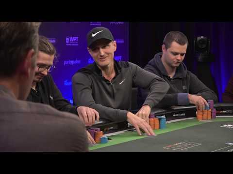 WPT UK Main Event Final Day