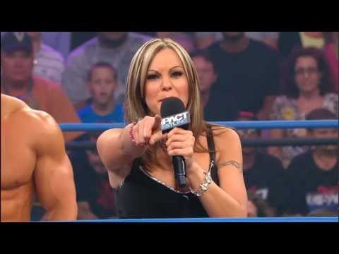 Velvet Sky Returns to IMPACT WRESTLING! - Dec 6, 2012