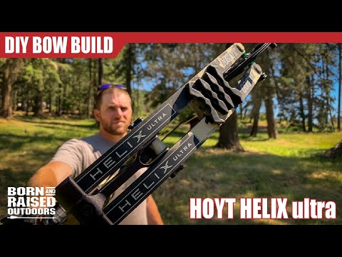 DIY HOYT HELIX ULTRA BOW BUILD