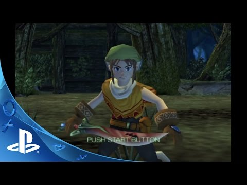 PlayStation Experience 2015: Dark Cloud - Gameplay Video 1 | PS2 on PS4