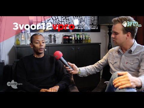 Jeff Mills on his love for Rembrandt @ ADE '15