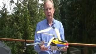 3 Kanal Helikopter Test  T623, T23  Thunderbird