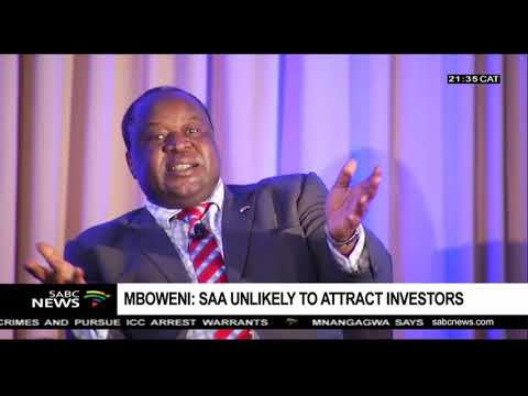 SAA should be closed down: Tito Mboweni
