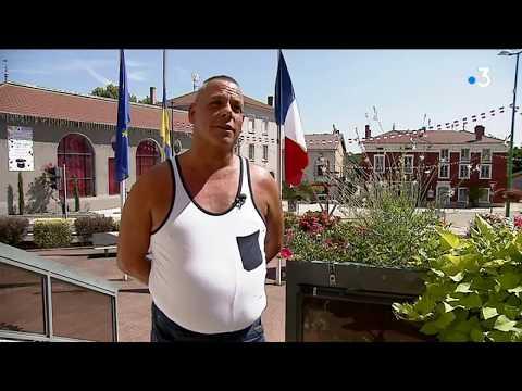 """VIDEO. """"On se sent démuni"""" : le ras le bol du maire de La Verpillière (Isère) après un nouveau dépôt d'amiante"""