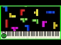 IMPOSSIBLE REMIX - Tetris Theme