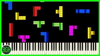 Cover images IMPOSSIBLE REMIX - Tetris Theme