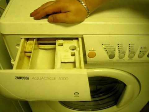 Стиральная машина Zanussi, Eiectrolux диагностический режим скачать