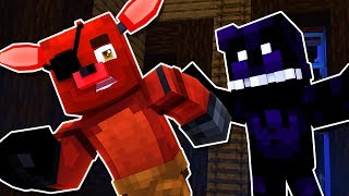 FNAF Haunted House! *SHADOW FREDDY??* | Minecraft FNAF Roleplay