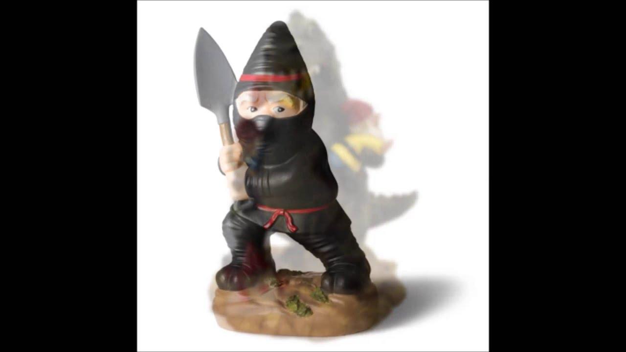 funny garden gnomes youtube - Funny Garden Gnomes