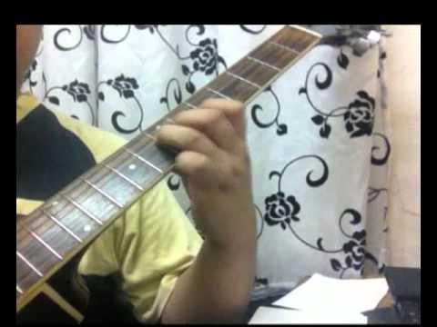 Teman - Lovehunter (solo part)