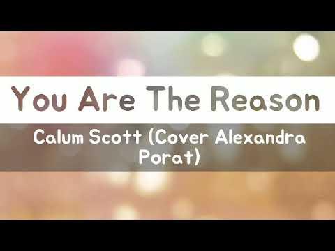 You Are The Reason ( Lirik Terjemahan Indonesia) Cover By Alexandra Porat