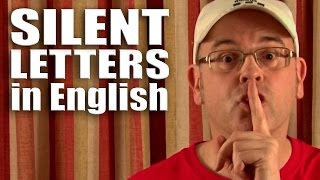 Learning English-Lesson Seventy One - Silent Letters(In this lesson we take a look at silent letters., 2012-04-05T10:30:25.000Z)