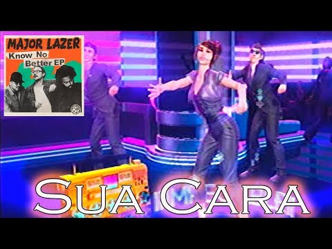 "Dance Central Fanmade - ""Sua Cara"" Major Lazer ft Anitta Pabllo Vittar Fanmade"
