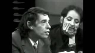 Entretien Jacques Brel/Barbara (1972)