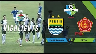 PERSIB BANDUNG (1) vs PS TIRA (1) - Full Highlight    Go-Jek Liga 1 bersama Bukalapak