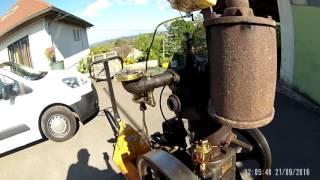 Mise en route moteur Japy type 13E