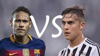 Neymar Jr vs Paulo Dybala ● Skills & Goals Battle ● 2016 HD