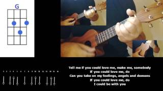 How to play If by R5 Ukulele Cover Mp3