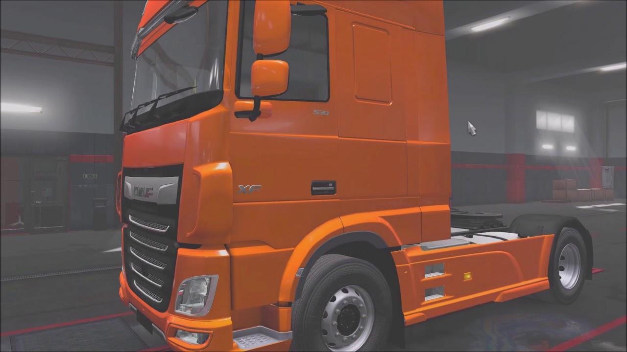 One Man Trucker Challenge Episode 1 - Eurotruck Simulator 2