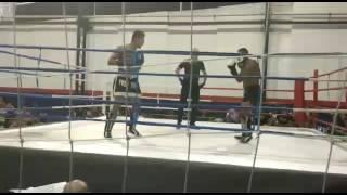 Antonio Braga Tigre Fight (Desafio de Gigante)