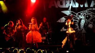 Adam Ant Deutscher Girls live Liverpool O2 Academy 28th May 2011
