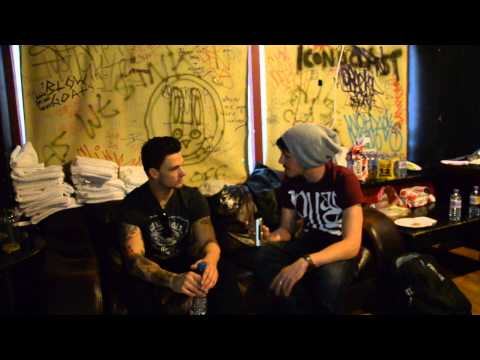 Memphis May Fire Interview April 2014