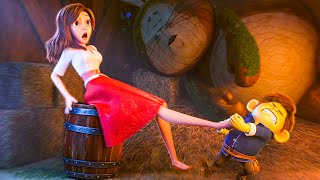 The Best NEW Animation \u0026 Family Movies: 60 Minutes Trailers Compilation!