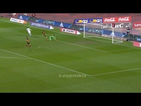 Βέλγιο - Ελλάδα 1-1 Προκριματικά Π.Κ. 2018 | Belgium vs Greece 1-1 {25/3/2017}