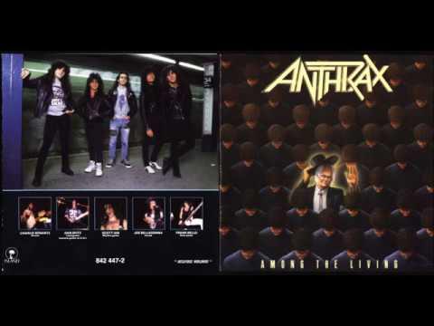 Descargar discografia de Anthrax 320 Kbps MEGA