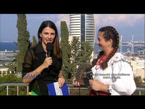 Caravana Romania-Israel: Statia Romania-Israel Din 8 Noiembrie 2018