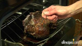 How To Roast A Leg Of Lamb
