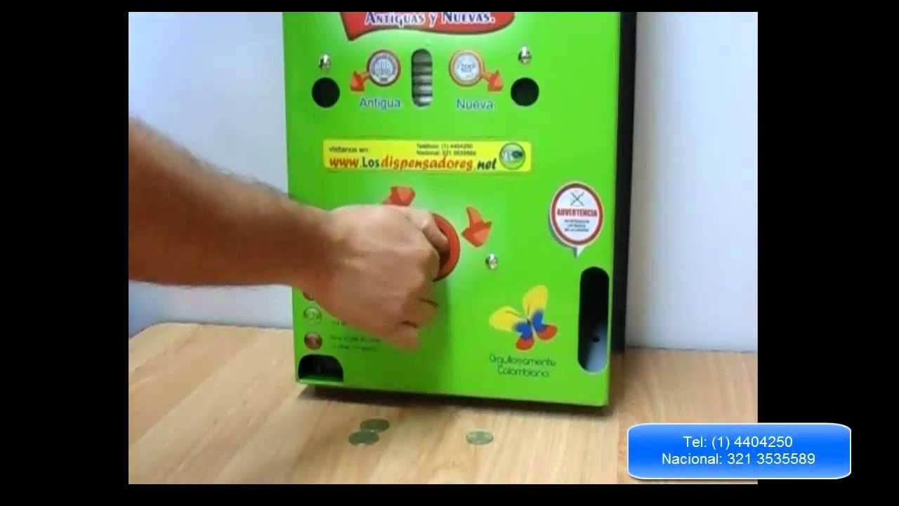 dispensador de papel higi nico con monedero youtube