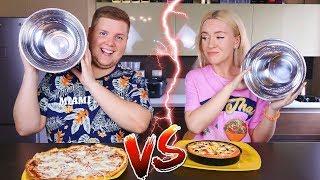 Обычная ЕДА против ПЛАСТИКА ЧЕЛЛЕНДЖ /REAL FOOD vs squishy CHALLENGE Обычное против надувного СКВИШИ