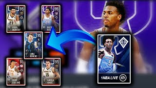 Resolutions Promo Preview - 5 New Masters - Nba Live Mobile 19