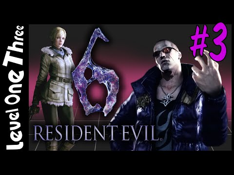 Resident Evil 6 - Part 3: Infinite Chaos - Level One Three