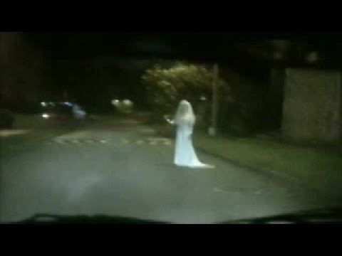 Horror Real Gost In Street Youtube