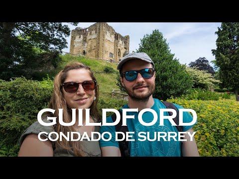 INGLATERRA | Guildford, capital de Surrey | Entre Rutas