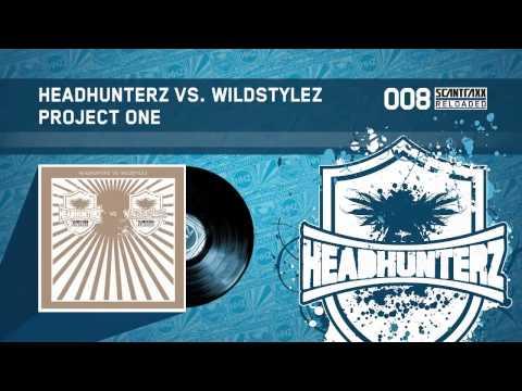 Headhunterz vs. Wildstylez - Project One (HQ)