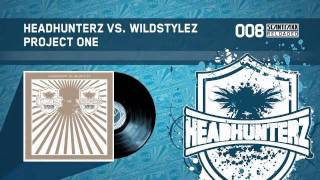 Headhunterz vs. Wildstylez - Project One (HQ)