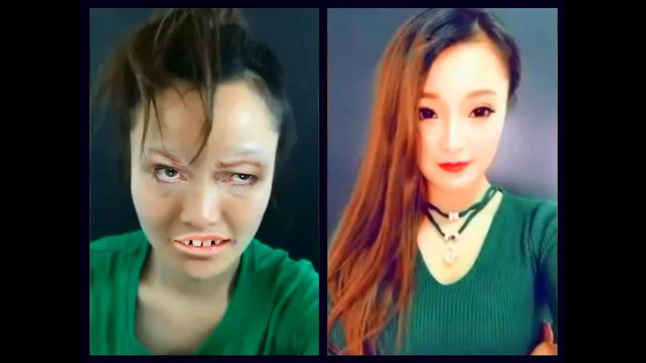 De Feas A Lindas El Poder Del Maquillaje
