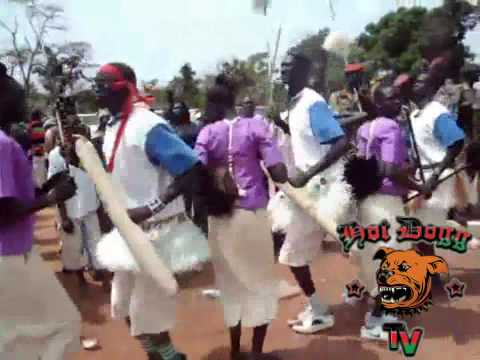 Hot Dogg-Salva Kiir (South Sudan music)