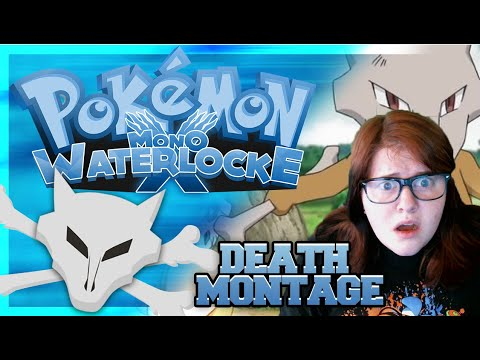 "Pokemon X MonoWaterlocke w/ BlueJayOnToast ""Death Montage"""