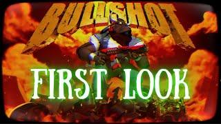 Bullshot   First Look