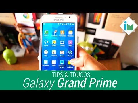 Tips y trucos del Samsung Galaxy Grand Prime
