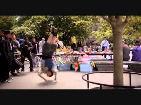 Step Up 3D First Dance In The Park