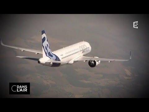 N'ayez pas peur de l'avion!  #cdanslair 06.01.2017