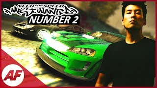 Need for Speed Most Wanted 2005 - Number 2 on Blacklist Let