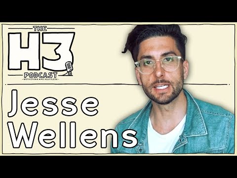 H3 Podcast #19 - Jesse Wellens + Phone Interview w/ Martin S